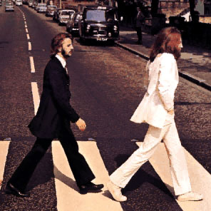 John Lennon S Shoes On The Abbey Road Cover Beatlelinks Fab Forum